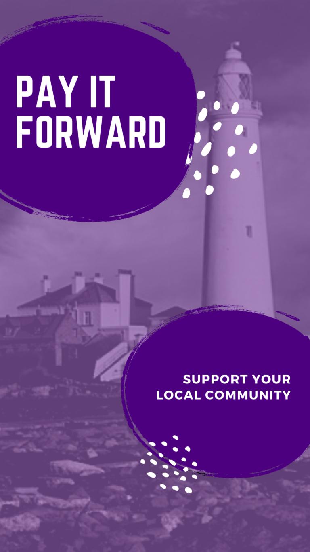 Dreamshine Community Interest Company - Pay It Forward